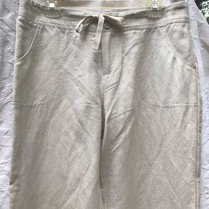 EUC 12P Coldwater Creek Natural Fit Pants